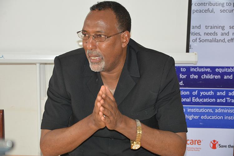 Wasiirka_Waxbarashadda_Somaliland