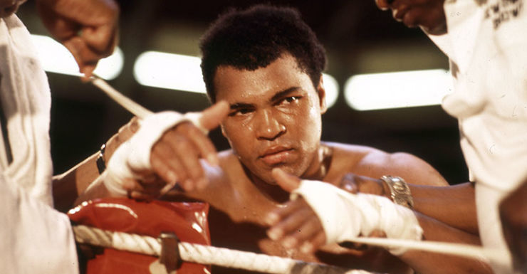 (GERMANY OUT) Muhammad Ali (Cassius Clay) Aufn. 5.1976.    (Photo by Horstm?ller/ullstein bild via Getty Images)