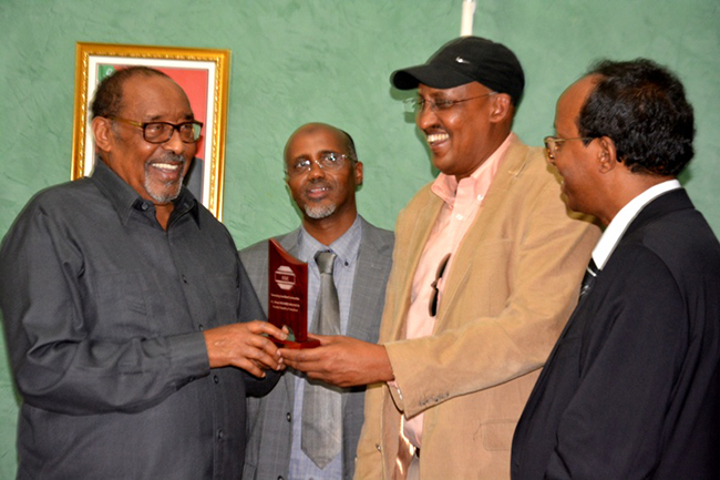 Madaxweynaha Somaliland & Hogaanka Dallada SSE